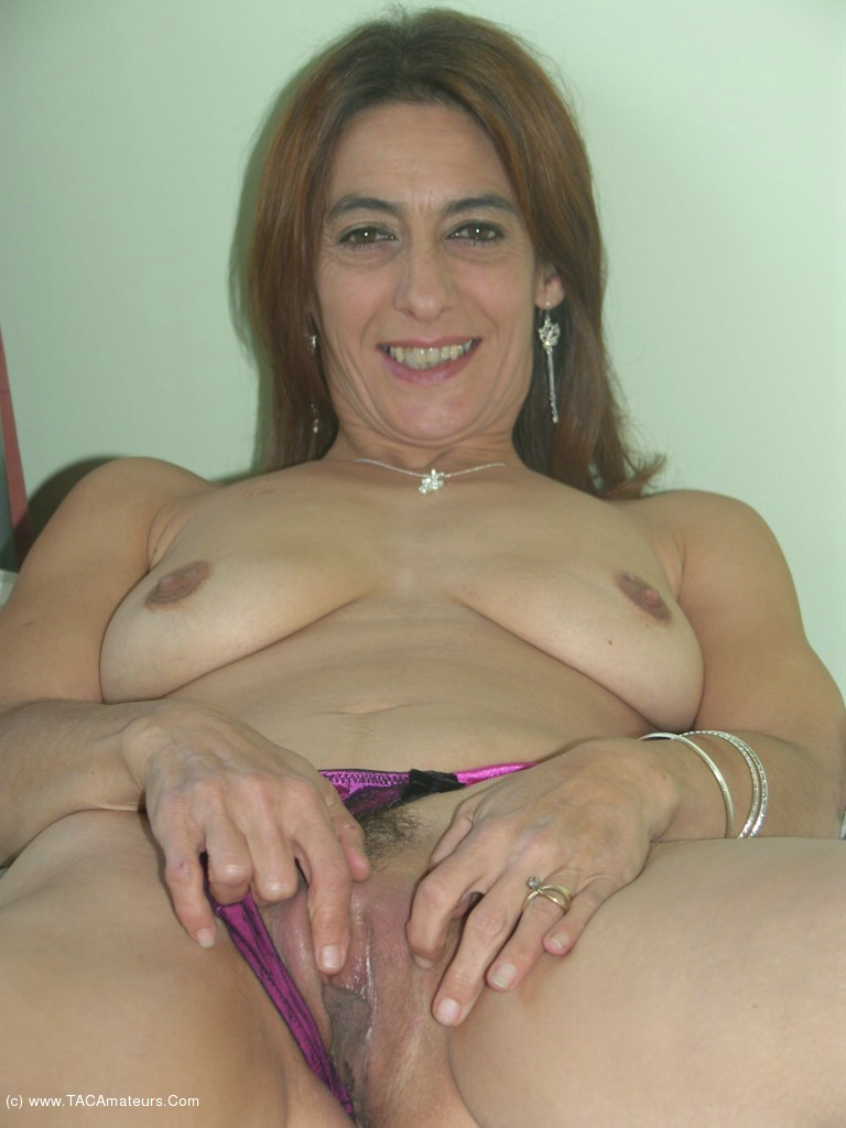 Mature riding his cock with her ass