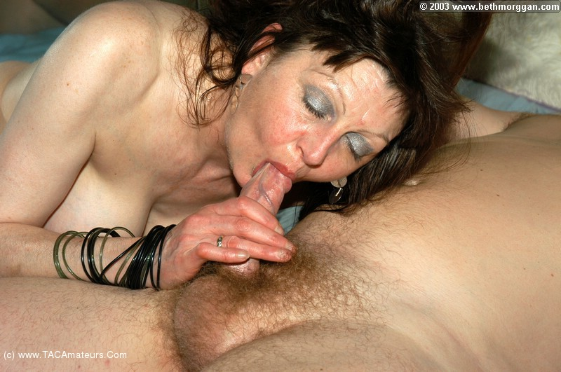 Uk mature cock sucking bondage whore