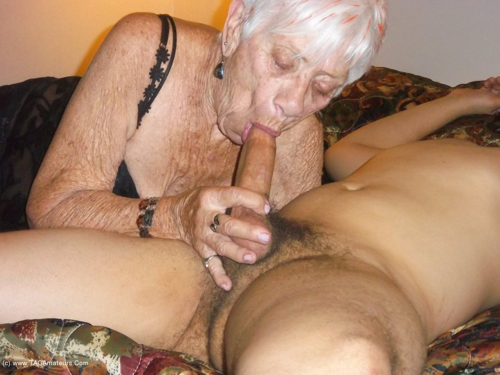Bareback Fucking 89 year old granny marge 2