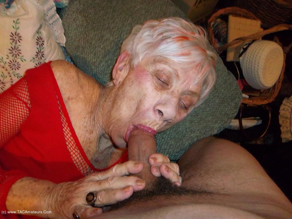 Very old granny porn