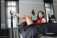 AmykaLee - Lady In Red