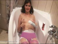 Kellys cream covered pussy