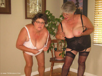 Two Sexy Milf's