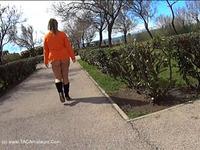 Nude Walk