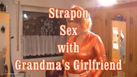 Strap On Sex With Grandma