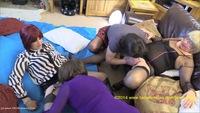 Living Room Tranny Orgy Pt2