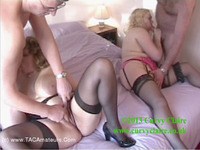 Claire & Barby's 4 Some Pt2