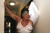 Demure Granny