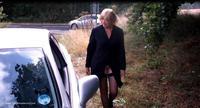 Barby Slut Outdoor Whore