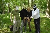 Masked Gang Bang Pt1