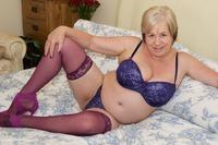 Purple Underwear