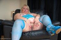 Lexie In Blue