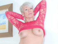 Red Dress Striptease