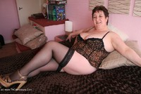 Cougar On The Bed Pt1