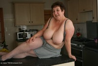Horny In The Kitchen Pt2