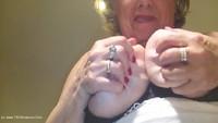 Big Jigging Granny Tits