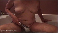 Horny In The Bath