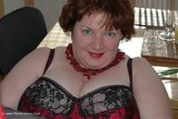 Chris44G - Black & Red Lingerie